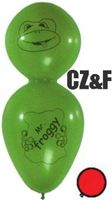 1 Figurenballon Mr. Froggy