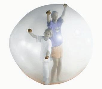 1 Einsteigeballon Ø 180cm