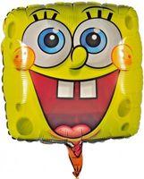 Folienballon Sponge Bob Smile Ø 45cm