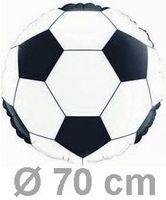 Folienballon Fussball Ø 70cm