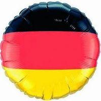 Folienballon Deutschland Ø 45cm