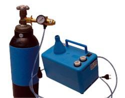 Luft-Helium-Mischgerät, elektrisch