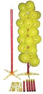 Kunststoffständer für bis zu 80 Ballons