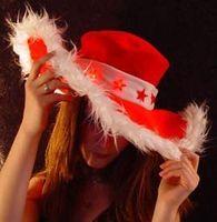 Weihnachtssombrero Dunja