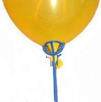 100 Standard Ballonstäbe 35cm, einteilig