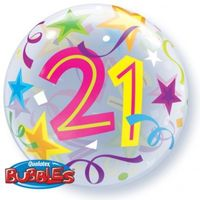 BUBBLE Ballon 21 Ø 56cm