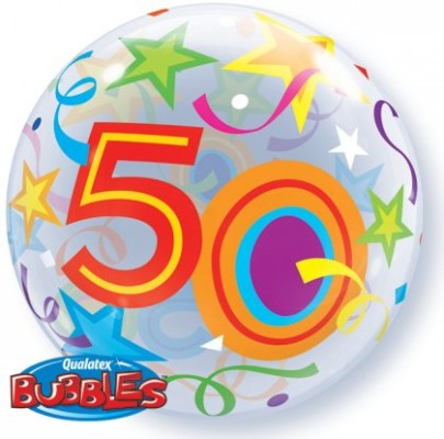 BUBBLE Ballon 50 Ø 56cm