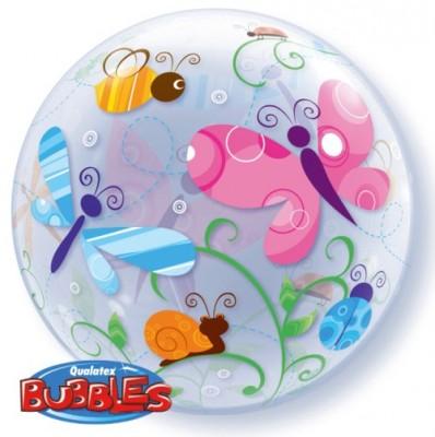 BUBBLE Ballon Garten Ø 56cm