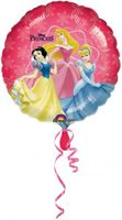 Folienballon Prinzessin 45cm