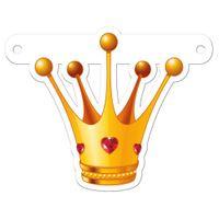 Symbol für Grusskette Prinzessin