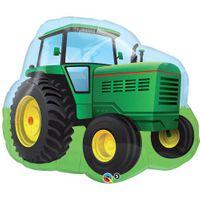 1 Folienfigur Traktor Ø 86 cm