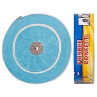 Wurfkonfetti blau 2er Pack