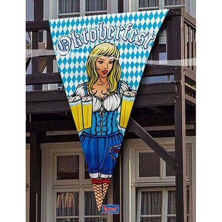 Megawimpel Oktoberfest 100 x 150 cm