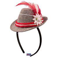 Mini bayrischer Hut mit Haarreif Bild 3
