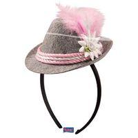 Mini bayrischer Hut mit Haarreif Bild 4
