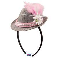 Mini bayrischer Hut mit Haarreif Bild 8