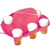 Bier Hut für 6 Becher Bild 9