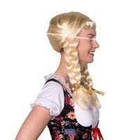 Perücke Heidi blond Bild 3