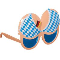 Party-Brille Oktoberfest Bikinioberteil