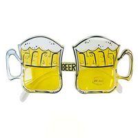 Party-Brille Bierkrug Maß